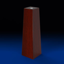 Lighted Pedestal Bases
