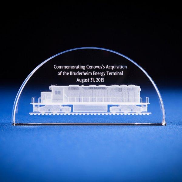 10HMB0W Small Crystal Arc