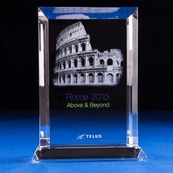 2D Rome 2015 Award