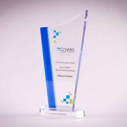 PCABC14 Crystal Spotlight Trophy