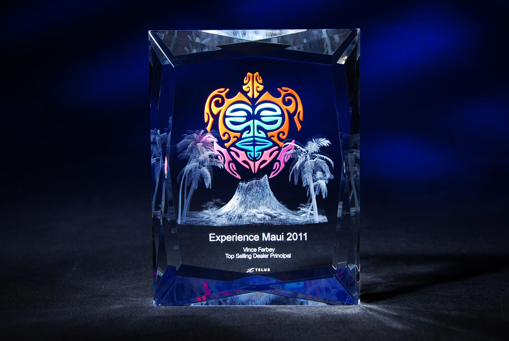 Telus Maui Award