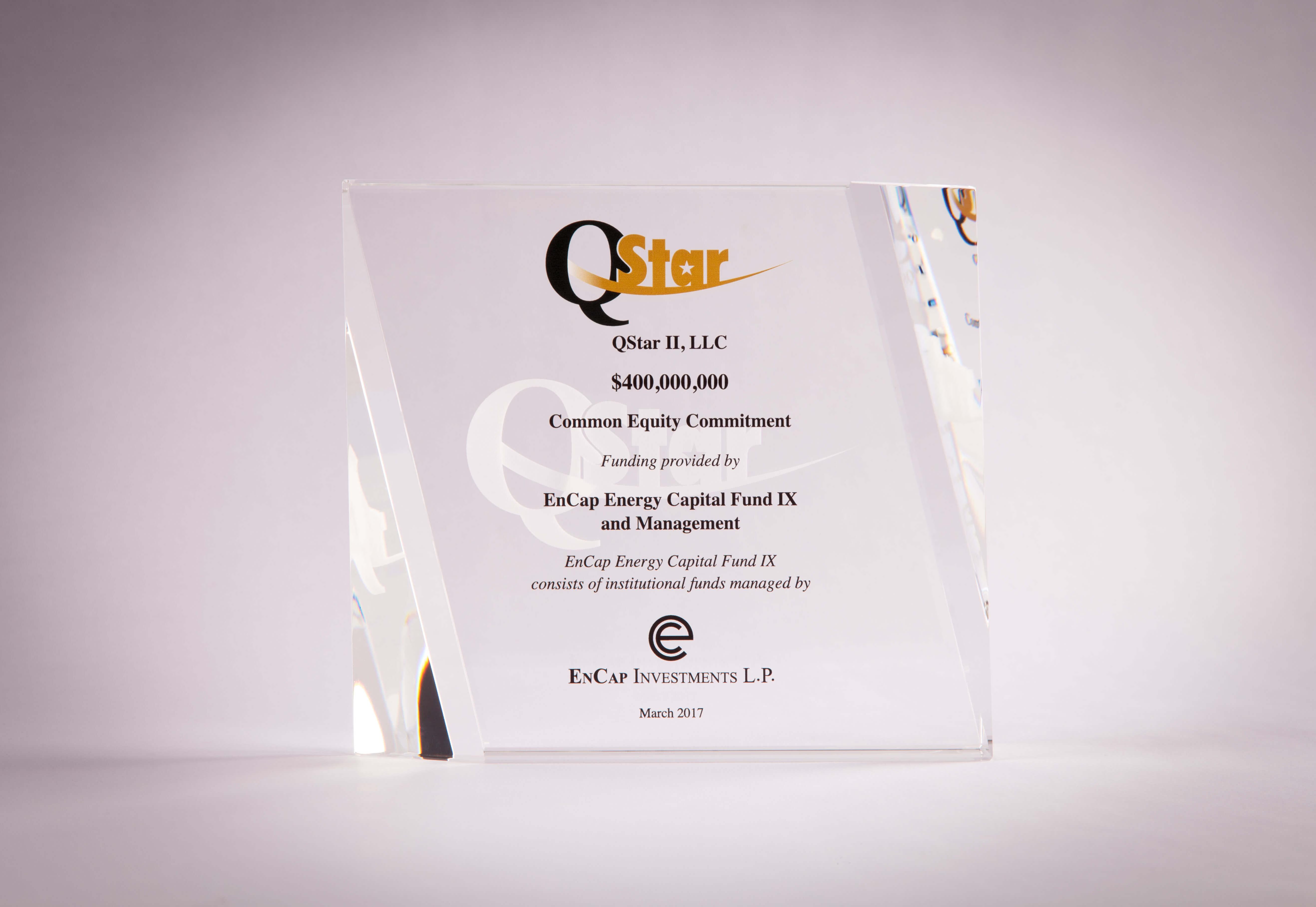 QStar Award